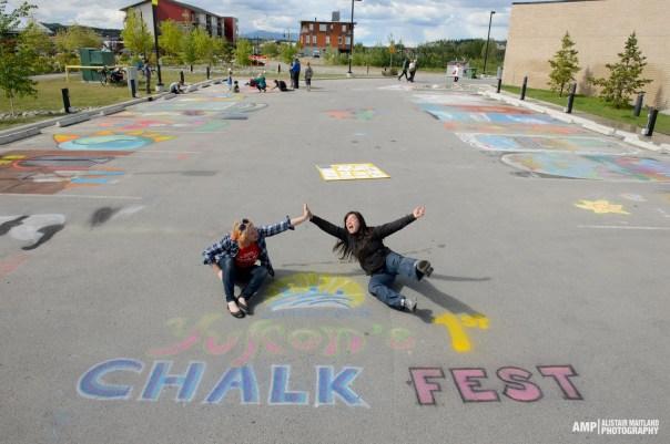 YukonChalkFest